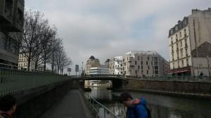 canal de Pantin