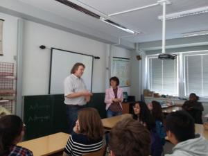 m. le directeur accueille Emile Zola