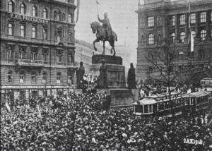 Praha 28.10. 1918
